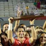 Rio Open Champion!