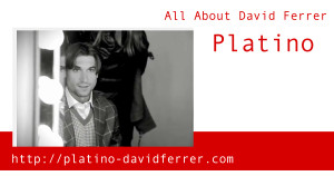 Platino - All About David Ferrer