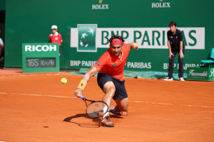 2nd round at Monte-Carlo