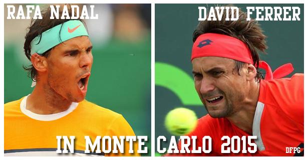 Rafa vs David en Monte-Carlo