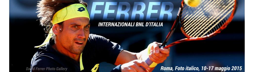 Internazionali BNL d'Italia 2015