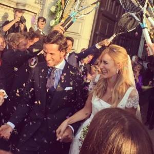 Muchas felicidades Feli y Alba!