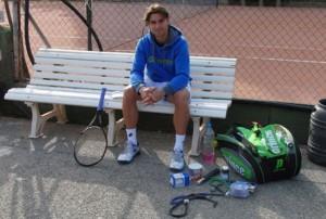 David Ferrer en Valencia