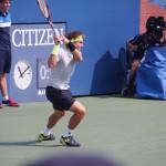 US Open day3 (foto via Team Alize Cornet)