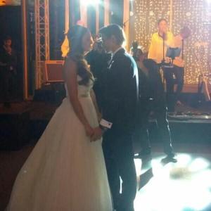 La boda de David y Marta