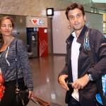 llegó a Doha! (via Qatar Tennis)