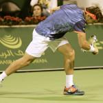 el primer partido de Doha