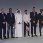 La cena de gala de QatarTennis (via ExxonMobil Instagram)